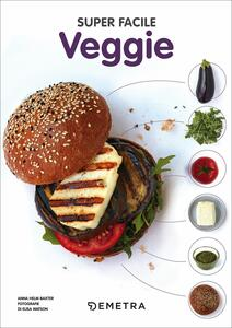 Veggie - Anna Helm Baxter - copertina