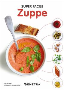 Zuppe - Lene Knudsen - copertina