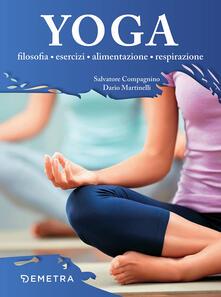 Listadelpopolo.it Yoga. Filosofia, esercizi, alimentazione, respirazione Image