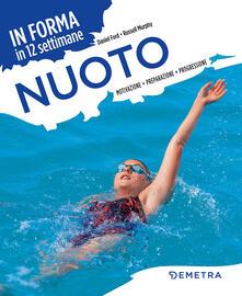 Ristorantezintonio.it Nuoto. In forma in 12 settimane. Motivazione preparazione progressione Image