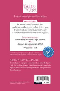 Flirt but don't fall in love. I racconti che migliorano il tuo inglese! Secondo livello - Julia Ross - 2