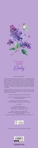 Emily. Calendario 2019 - 2