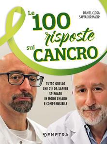Listadelpopolo.it Le 100 risposte sul cancro Image
