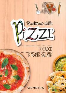 Pizze, focacce, torte salate. Ediz. a spirale.pdf