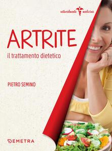 Criticalwinenotav.it Artrite. Il trattamento dietetico Image