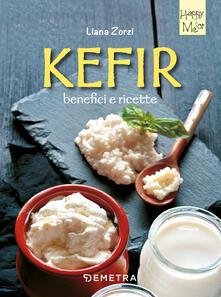 Librisulladiversita.it Kefir, benefici e ricette Image