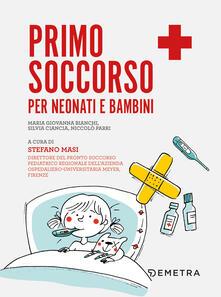 Letterarioprimopiano.it Primo soccorso per neonati e bambini Image