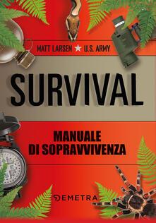 Antondemarirreguera.es Survival. Manuale di sopravvivenza Image