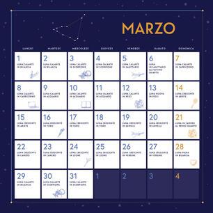 Astrologico. Calendario 2021   Laura Tuan   Libro   Demetra   | IBS