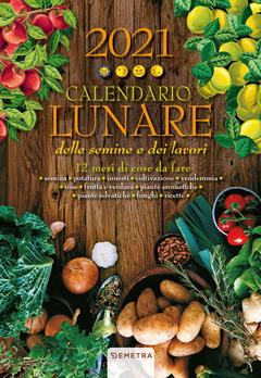 Calendario lunare 2021   Libro   Demetra   | IBS