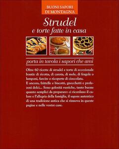 Strudel e torte fatte in casa (Buoni sapori di montagna) (Italian Edition)