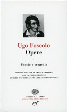 Ristorantezintonio.it Opere. Vol. 1: Poesie e tragedie. Image