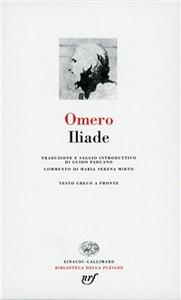 Libro Iliade Omero