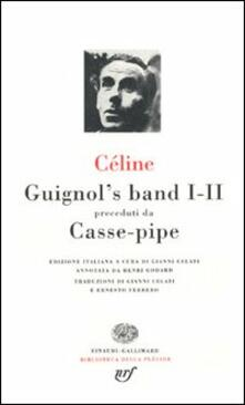 Camfeed.it Guignol's Band Image