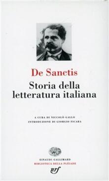 Osteriacasadimare.it Storia della letteratura italiana Image