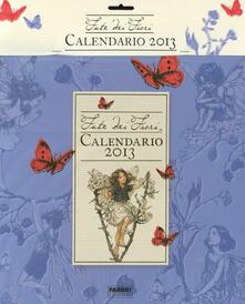 Le fate dei fiori. Calendario 2013