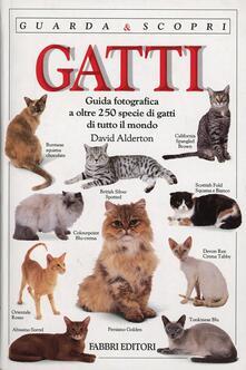 Gatti - copertina