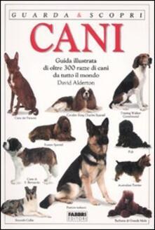 Cani - David Alderton - copertina
