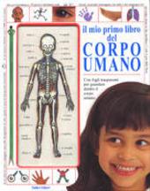 Copertina  Il mio primo libro del corpo umano