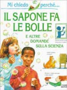 Libro Il sapone fa le bolle