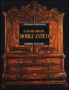 Il grande libro del mobile antico - copertina