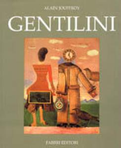 Gentilini - Alain Jouffroy - copertina