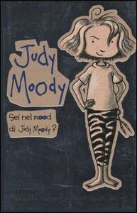 Judy Moody - Megan McDonald - copertina
