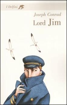 Lord Jim - Joseph Conrad - copertina