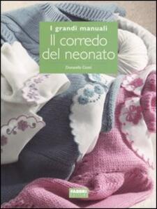 Il corredo del neonato - Donatella Ciotti - copertina