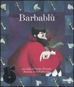 Barbablù. Con CD Audio - Charles Perrault - copertina