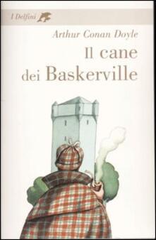 Il cane dei Baskerville - Arthur Conan Doyle - copertina