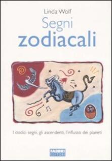 Segni zodiacali - Linda Wolf - copertina