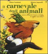 Il Il carnevale degli animali ispirato alla grande fantasia zoologica di Camille Saint-Saën