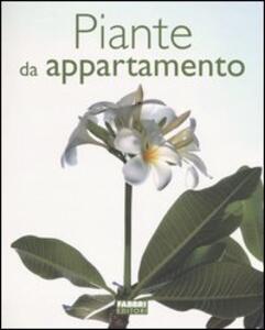 Piante da appartamento - Gigliola Magrini - copertina