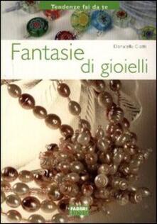 Fantasie di gioielli - Donatella Ciotti - copertina