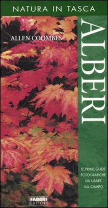 Alberi - Allen J. Coombes - copertina