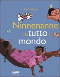 Ninnenanne da tutto il mondo - Claude Clément - copertina
