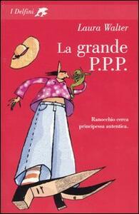La grande PPP - Laura Walter - copertina