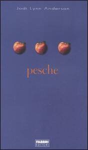 Pesche - Jodi L. Anderson - copertina
