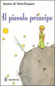 Il piccolo principe. Con portachiavi - Antoine Saint-Exupéry - copertina