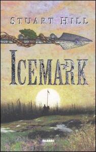 Icemark - Stuart Hill - copertina