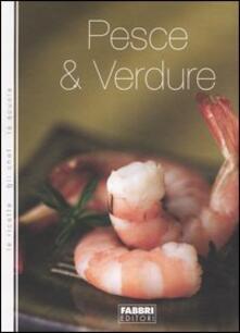 Pesce & verdure - copertina