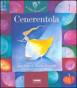 Libro Cenerentola Antonella Abbatiello