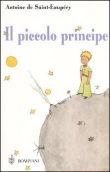 Il piccolo principe. Con segnalibro - Antoine de Saint-Exupéry - copertina