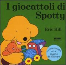 I giocattoli di Spotty - Eric Hill - copertina