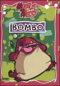 Bombo. Monster Allergy - Erika Centomo - copertina