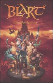 Blart - Dominic Barker - copertina