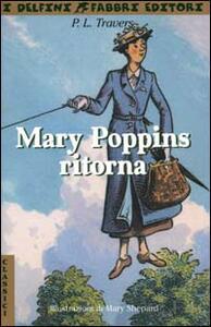 Mary Poppins ritorna - Pamela Lyndon Travers - copertina