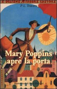 Mary Poppins apre la porta - Pamela Lyndon Travers - copertina