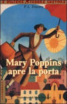 Mary Poppins apre la porta - P. L. Travers - copertina